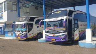 Bus Lubuk Basung Jaya Kini Hadir di Terminal Kampung Rambutan