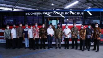 Babak Baru Bus Listrik Nasional MAB, Siap Hasilkan Produk Berkualitas