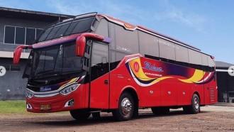 Karoseri Trijaya Union Hadirkan Bus Baru Untuk PO Makmur