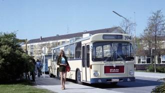 Tak Banyak Yang Tahu, MAN Sudah Membuat Bus Listrik 50 Tahun Lalu