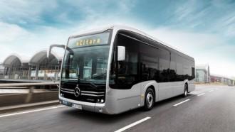 Mercedes-Benz eCitaro REX, Bus  Berteknologi Fuel Cell Untuk Tambah Jarak Tempuh.