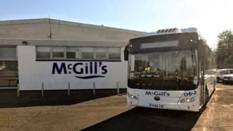 Yutong Ekspor Bus Listrik Ke Skotlandia