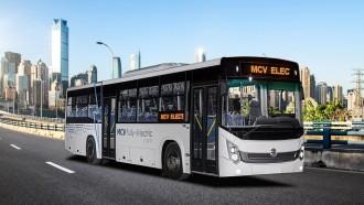 MCV C120 EV, Seperti Ini Bus Listrik Pertama Produksi Mesir