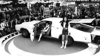 Mercury Montego Sporthauler : Mobil Konsep Gabungan Muscle Car Dan Pikap