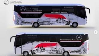 Medium Bus Suites Combi Dari Laksana Siap Hadir Bulan Agustus