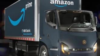 Truk Listrik Lion Electric Jadi Armada Kargo Amazon