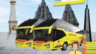 Bus Cahaya Trans Buka Rute Dari Ciledug Ke Yogyakarta
