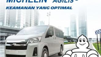 Ban Michelin Agilis 3, Cocok Buat Kendaraan Niaga Ringan Indonesia