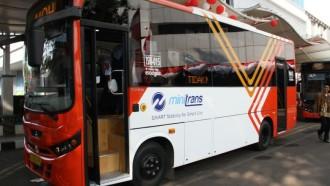 Layanan Shuttle Bus Tranjakarta Ke Kota Tua Kembali Beroperasi