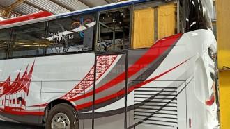 PO MPM Siapkan Bus Baru Dari Laksana