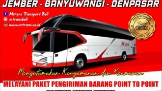 Bus MTrans Jember-Denpasar Gunakan Armada Executive, Ini Tarifnya