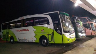 Tiket Arus Balik Bus New Shantika, Jepara-Jakarta Paling Mahal Rp 470 Ribu