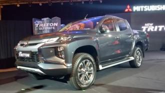 Ternyata, Mitsubishi Triton Sudah Terjual Ratusan Ribu Unit di Indonesia