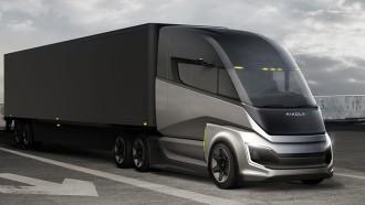 Tesla Cybertruck Tak kunjung Dibuat, Nikola Malah Pangkas Produksi 50 Persen Tahun Ini