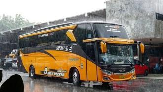 Bus President Class Jakarta-Malang, Simak Ongkos dan Layanannya