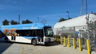 Stasiun Hidrogen Terbesar Untuk Bus Dibangun Di Amerika