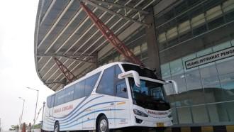 Bus Super Executive PO Pahala Kencana Mulai Layani Rute Jakarta-Madura