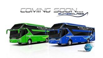 Bus Pariwisata Mulai Lirik Suite Class