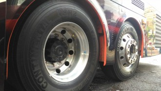 Trendy Dan Ekonomis, Pelek Aluminium Semakin Diminati Pengusaha Bus Dan Truk