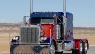 Peterbilt 379, Si Bintang Transformers