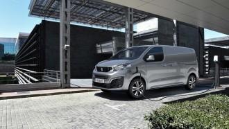 Peugeot e-Expert, Pengantar Barang Listrik Kembar Empat