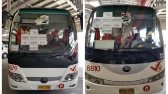 Cara Lain Perangi COVID-19, Beri Shuttle Bus Gratis Untuk Tenaga Medis