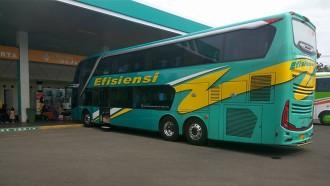 PO Efisiensi Buka Jalur Dari Terminal Jombor Ke Cilacap Dan Purwokerto