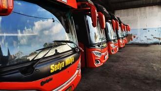 PO Sedya Mulya Hadirkan Angkutan Pagi Jakarta-Wonogiri