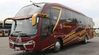 Pengguna Bus Berbodi New Armada Makin Marak di Sulawesi