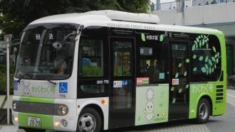 Imut dan Menggemaskan, Begini Tampilan Bus Hino Poncho Bergrafis Kartun