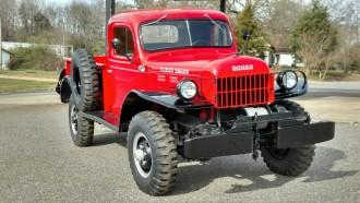 Dodge Power Wagon, Pelopor Pikap 4x4 Pertama Di Dunia