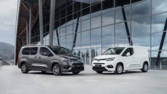 Toyota Hadirkan Van Listrik Baru, Proace City Electric