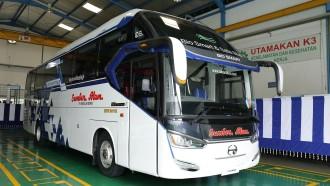 Yuk, Bedah Detail Hino R260 Bio Smart & Safe Bus PO Sumber Alam