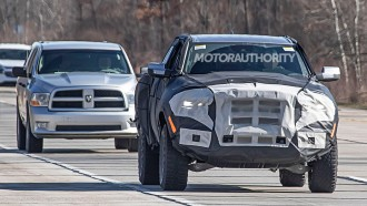 Ram 1500 Rebel, Lawan Ford Raptor Disiapkan Meluncur Tahun Ini