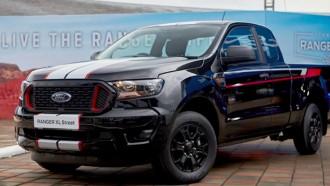 Ford Ranger XL Street, Versi Spesial Berbasis Kabin Tunggal