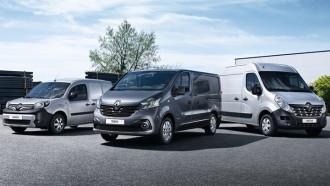 Renault Fokus Garap Ke Pasar LCV Tiongkok