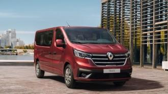 Setelah Enam Tahun, Renault Trafic Akhirnya Dapat Penyegaran