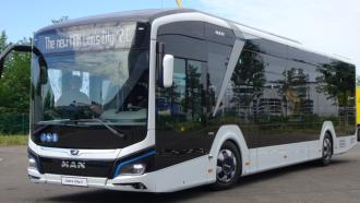 Bus MAN Lion's City E Rebut Gelar iF Design Award Ke-5 Berturut-turut