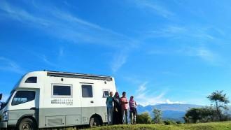 Ini Alasan Keluarga Kusmajadi Pilih Canter Buat Camper Van