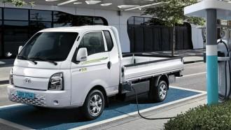 Hyundai Porter II Electric, Pikap Sederhana Dibanderol Setengah Miliar