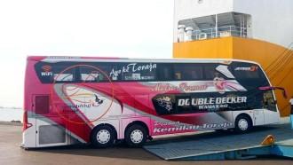 Akhir Tahun, Sulawesi Akan Kedatangan Bus Tingkat Baru