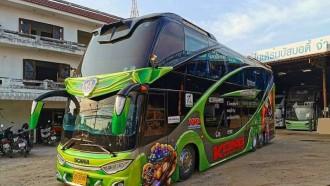 Ekstrem! Begini Penampilan Jetbus 3 Ala Thai-Look
