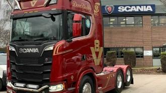 Scania Inggris Mulai Distribusikan Truk Spesial, Hanya 25 Unit
