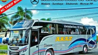 Markas PO Akas Mila Sejahtera Jadi Titik Penyaluran Bantuan Awak Angkutan Umum