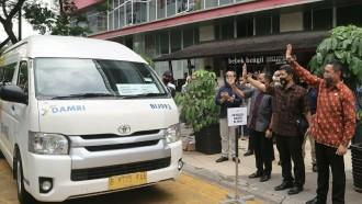 Damri Buka Layanan Travel Jakarta-Bandung, Tiketnya Dijual Online