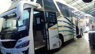 Pahala Kencana Siapkan Lagi Bus Kelas Super Executive