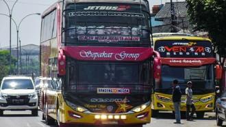 PO Sempati Star Punya Rute Bus Tingkat Terjauh Di Indonesia