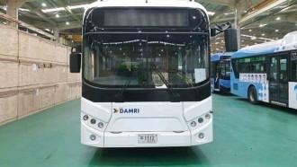 Begini Bocoran Bus Listrik Damri Asal Korea