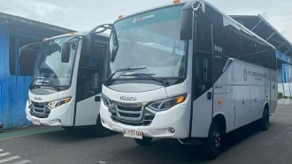 Isuzu NQR Medium Bus Versi Kawasan Tambang, Seperti Ini Desainnya
