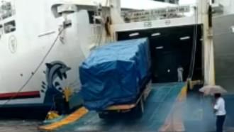 Insiden Truk Gagal Masuk Kapal, Ini Antisipasinya